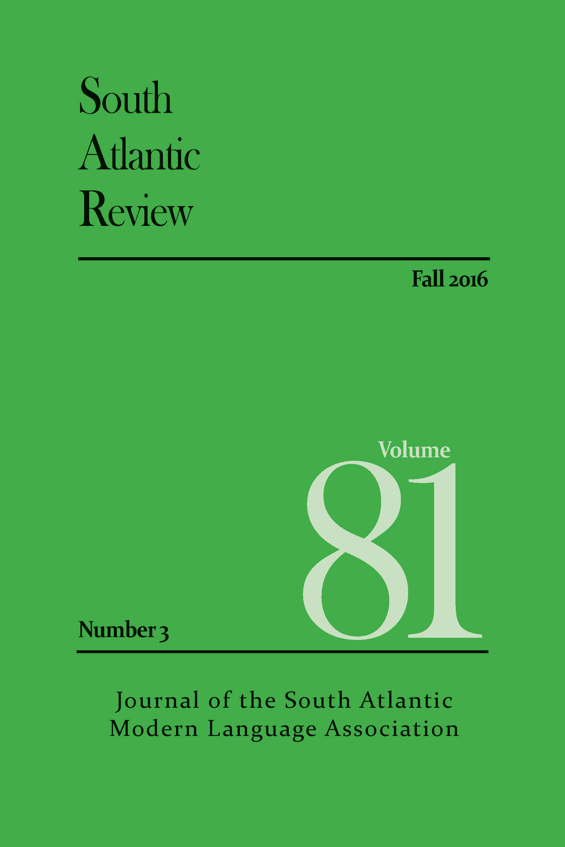 cover of SAR 81.3