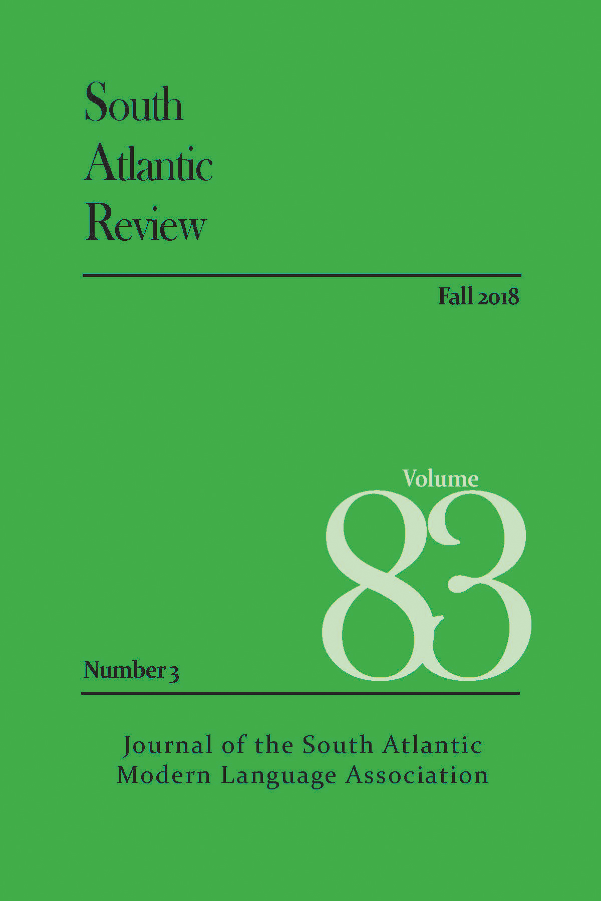 cover of SAR 83.3