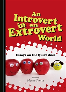 book cover: An Introvert in an Extrovert World