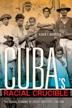book cover: Cuba's Radical Crucible