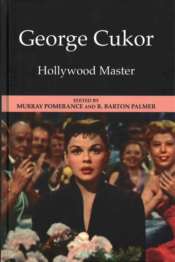 book cover: George Cukor: Hollywood Master