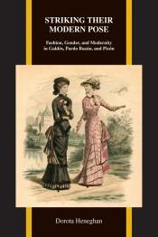 book cover: Striking Their Modern Pose