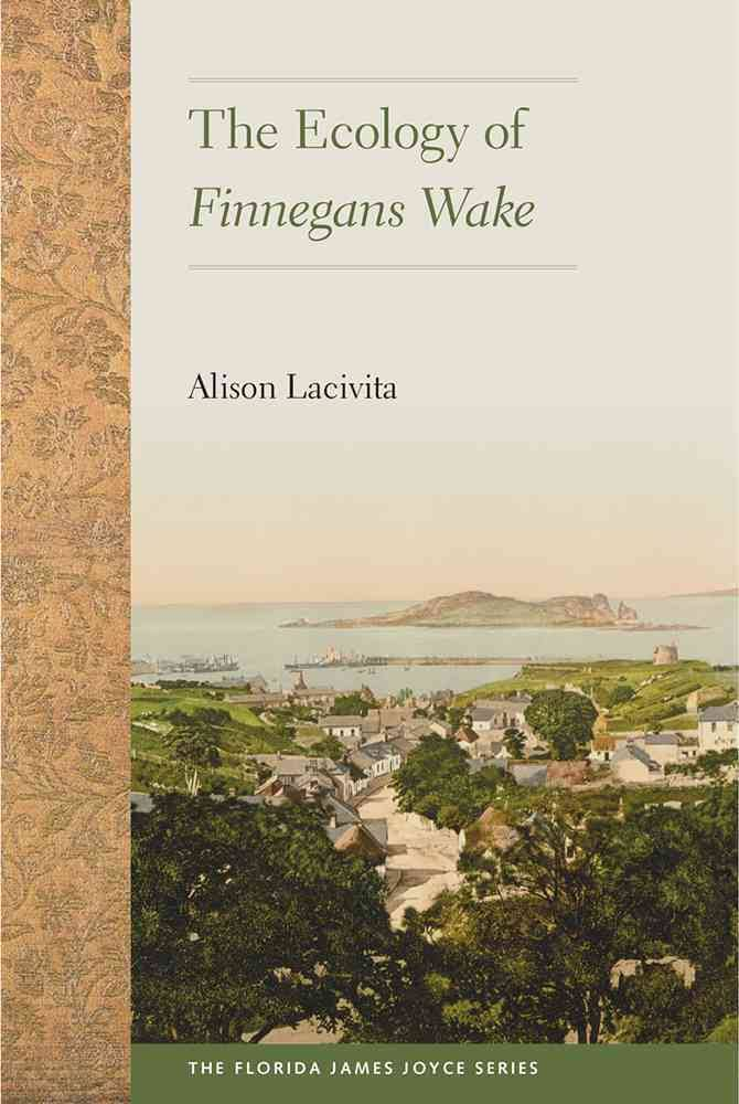 book cover: The Ecology of Finnegan's Wake