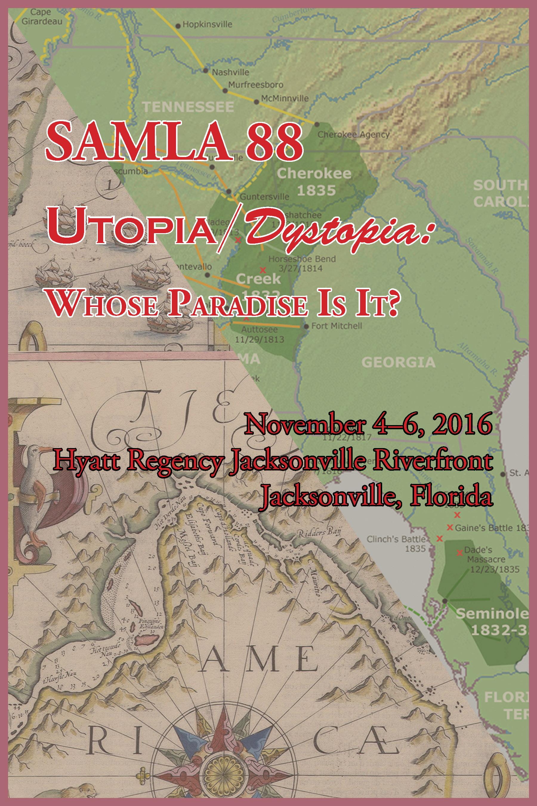 SAMLA 88 Program Cover