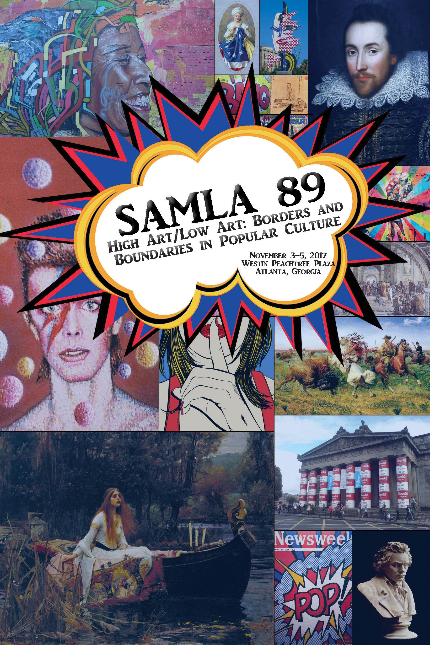 SAMLA 89 Program Cover