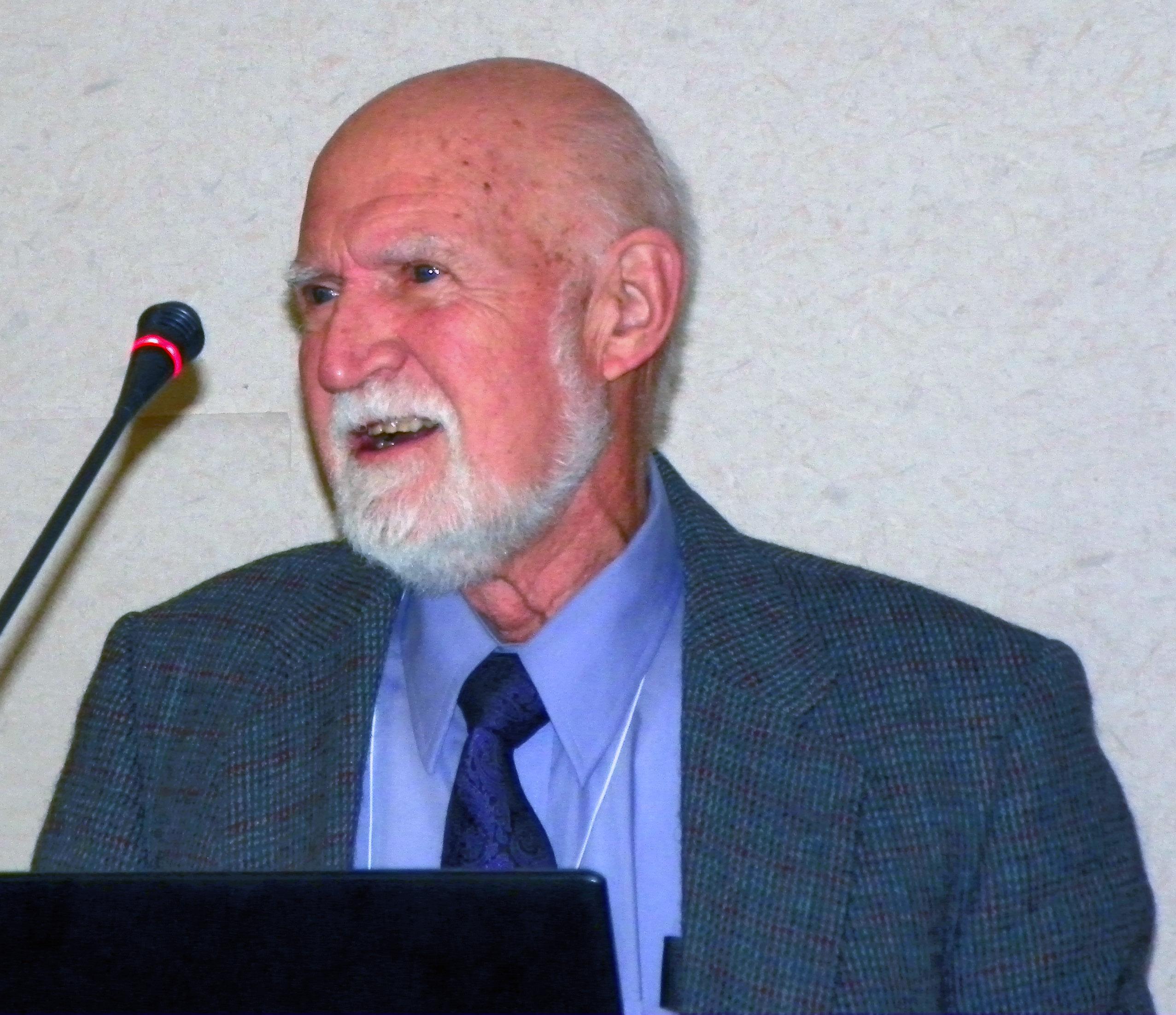 Honorary Member Weldon Thornton
