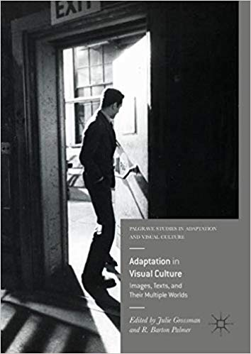book cover - Adaptation in Visual Culture