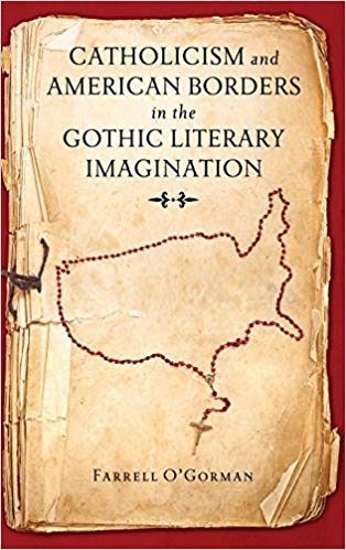 book cover - Catholiciam and American Borders...