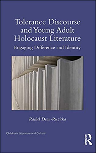 book cover - Tolerance Discourse and Young Adult Holocaust Literature