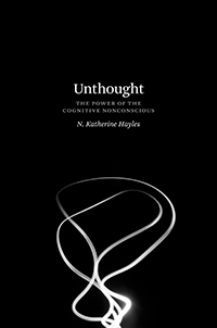 book cover - Unthought