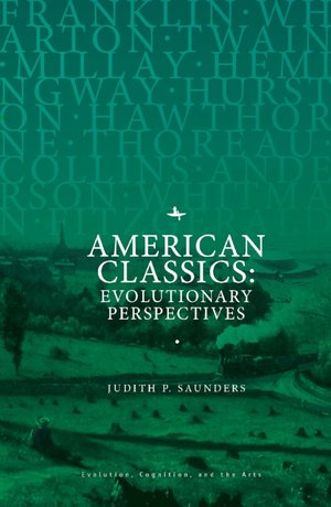 Cover of American Classics by Judith Saunders
