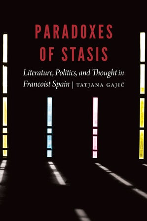 Cover of Gajic's Paradoxes of Stasis