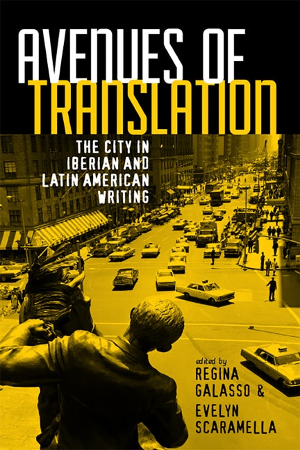 Cover of Galasso & Scaramella's Avenues of Translation