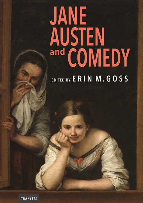 Cover of Goss's Jane Austen and Comedy