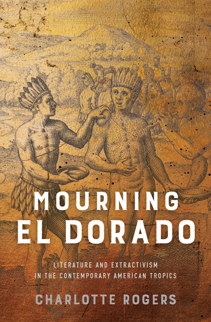 Cover of Rogers's Mourning El Dorado