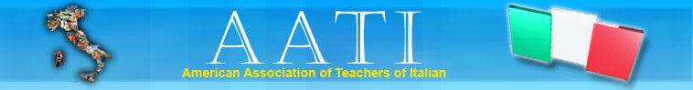logo for American Association of Teachers of Italian